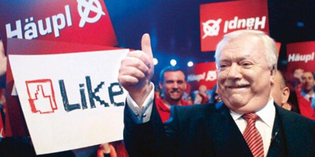 SPÖ hofft noch auf Absolute Mehrheit