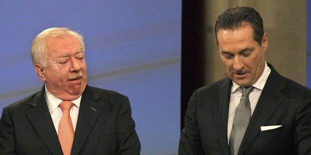 SPÖ und FPÖ in Favoriten gleich auf, 2 Bezirke blau
