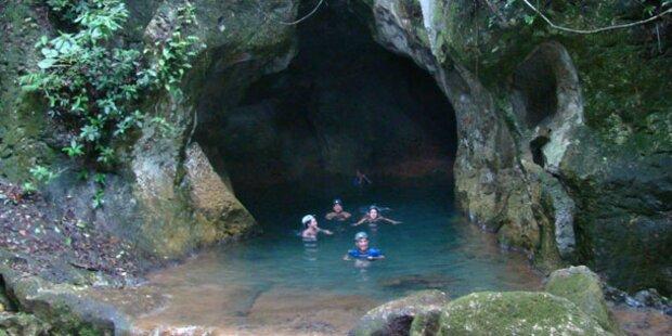 Die spektakulärsten Höhlen der Welt