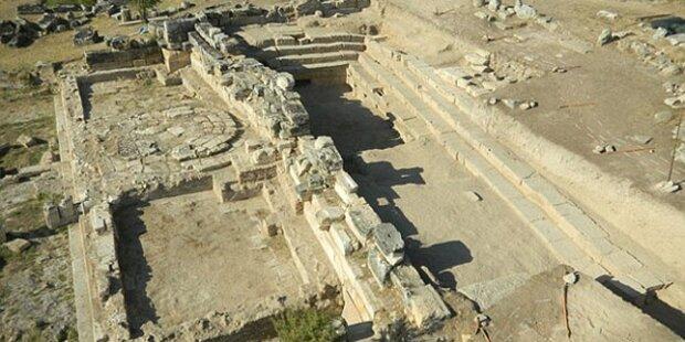 Archäologen finden