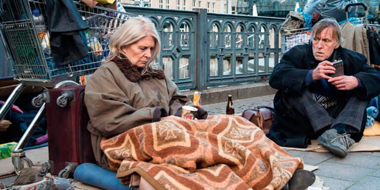 Hörbiger schockt mit Fotos von Dreh