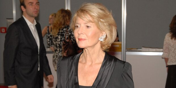 Christiane Hörbiger: Goldene Kamera