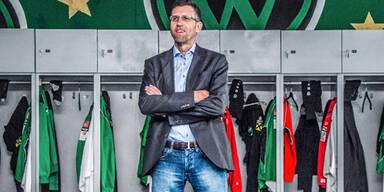 Ex-Rapidler neuer Wacker-Manager