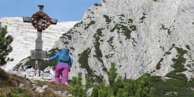 Rätsel um Geständnis in Gipfelbuch in Tirol gelöst
