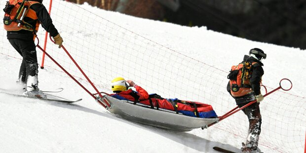Kreuzbandriss! ÖSV-Hütter weiter vom Pech verfolgt