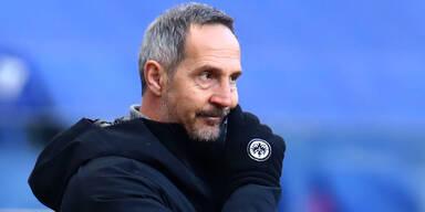Jetzt offiziell: Hütter wird neuer Gladbach-Trainer