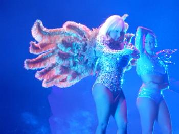 Lady Gaga live in Wien