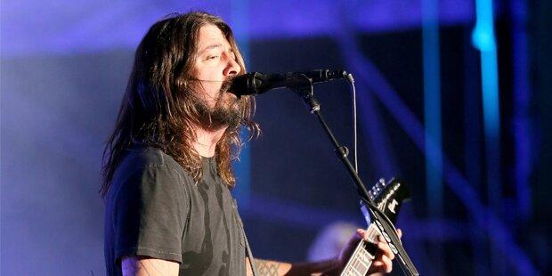 Rekord-Konzert der Foo Fighters