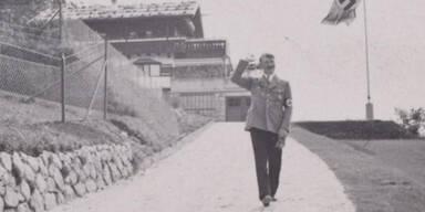 Geheimes Hitler-Fotoalbum aufgetaucht