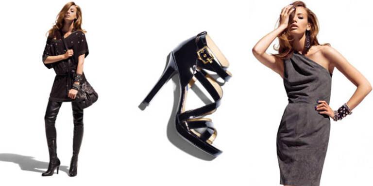 Jimmy Choo: Sta-Mode bei H&M