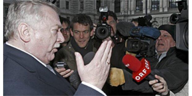 Häupl wettert gegen SPÖ-Doppelspitze