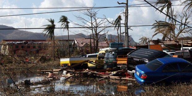 Haiyan forderte bereits 6000 Tote