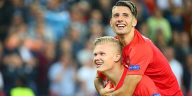Salzburg träumt vom Anfield-Wunder
