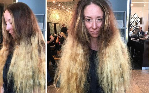 Die irrste Haarverwandlung des Jahres