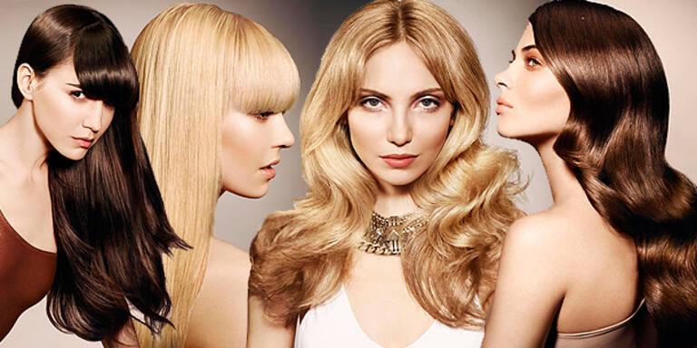 Trend-Looks für langes Haar