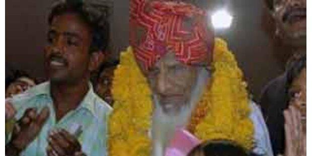 Vermutlich ältester Mann der Welt starb in Indien