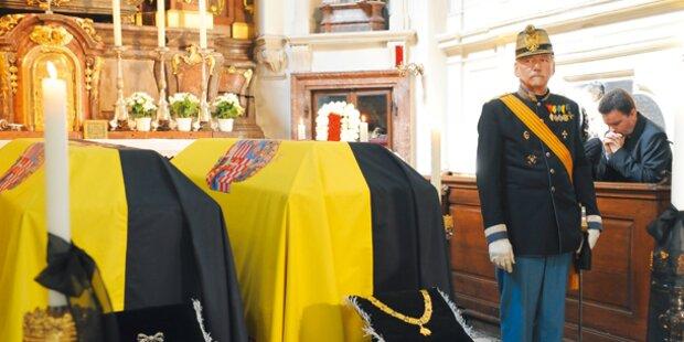 Österreich sagt Adieu