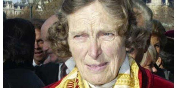 Regina Habsburg wird am 10.2. beigesetzt