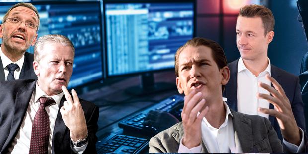 Schlamm-Schlacht um Hacker-Affäre