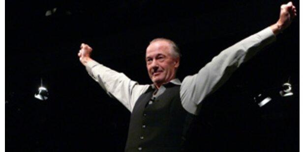 Karlheinz Hackl sang Danzers letzte Songs