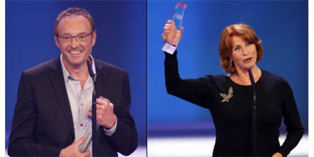 Österreicher-Triumph bei Fernsehpreis