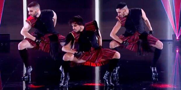 Drei Männer machen Beyoncé Konkurrenz