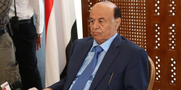 Entmachteter Präsident ruft neue Haupstadt aus