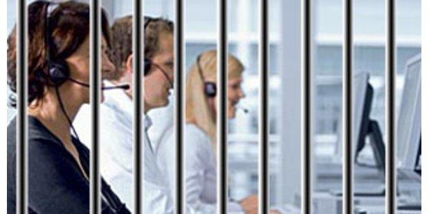 Müssen Häftlinge Kunden betrügen?