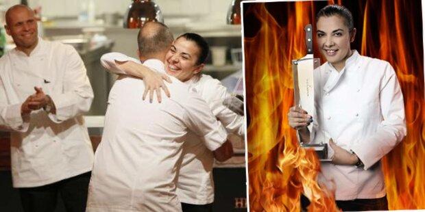 Hell's Kitchen: Kochen gegen Machos