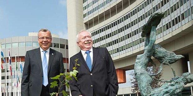Wien feiert 35 Jahre Wiener UNO-City