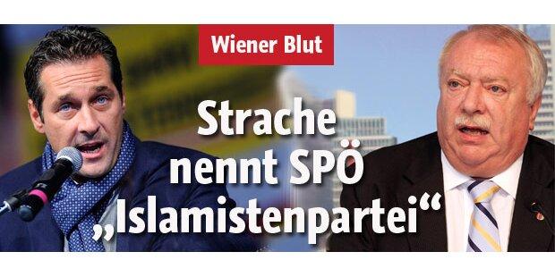 Strache nennt SPÖ