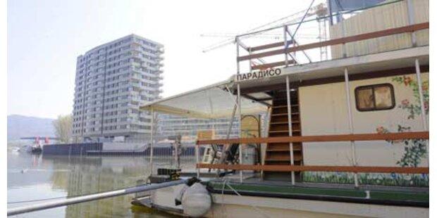 Linzer Hafenviertel wird Luxuswohngebiet