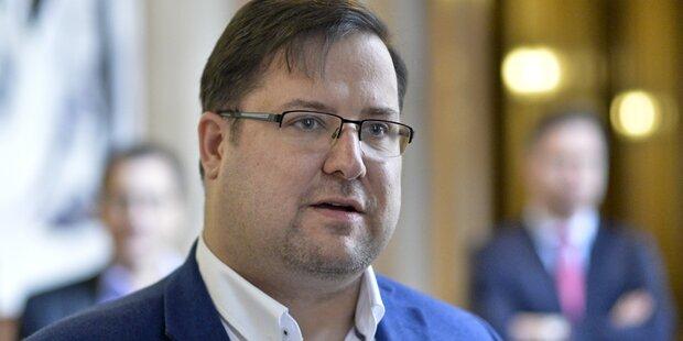 Hafenecker soll neuer Infrastrukturminister werden