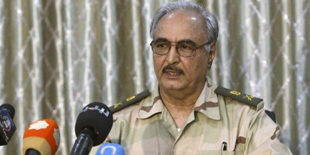Libyen: Parlament