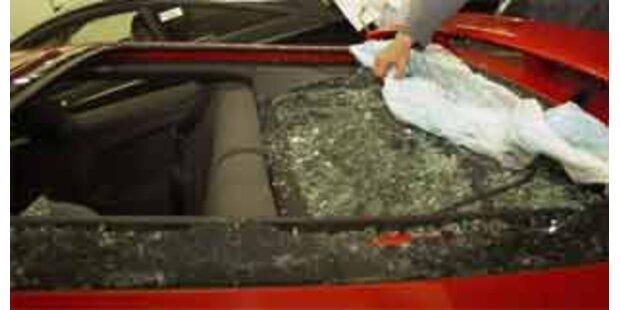 Tausende Neuwagen bei VW beschädigt