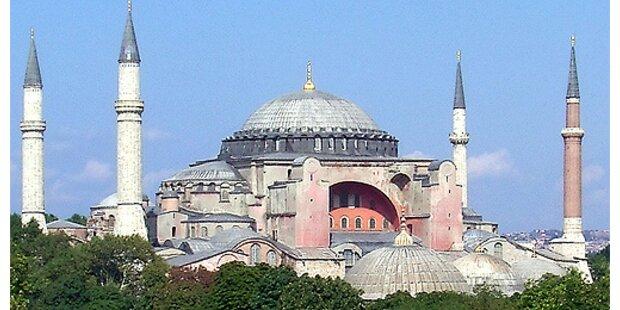 Kritik an Ramadan-Sendung aus Hagia Sophia