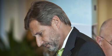 Hahn streicht Ungarn 500 Millionen