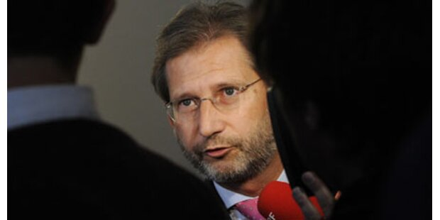 Hahn macht 34 Mio Euro für Unis locker