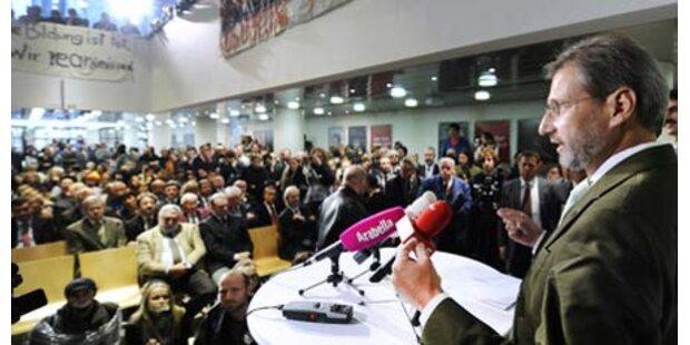 Koalitionskrach um Uni-Proteste