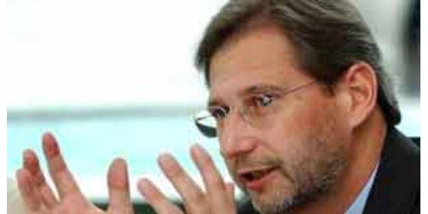 Hahn kündigt eigenen ÖVP-Vorschlag an