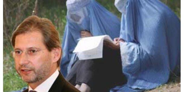 Hahn spricht sich für Burka-Verbot aus