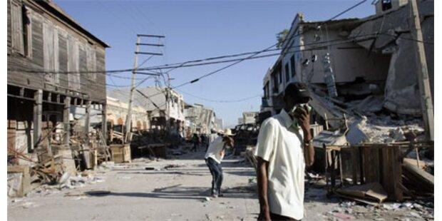 Acht Österreicher in Haiti vermisst