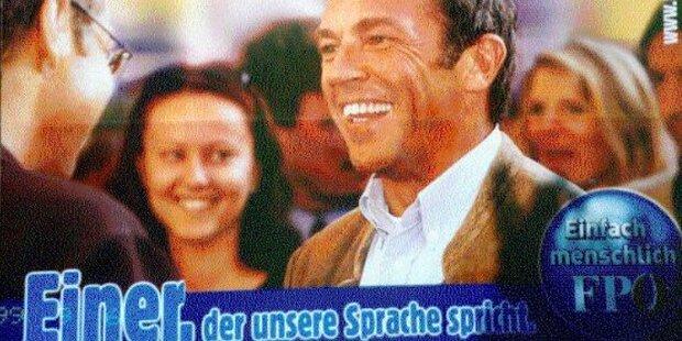 Kurz und Kickl kupfern bei Jörg Haider ab
