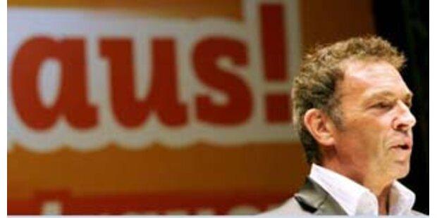 Haider sammelte 15.000 Unterschriften gegen EU