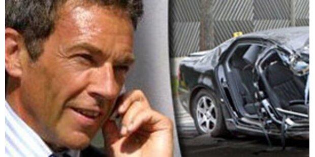 Neue Details: Auto hat sich nicht überschlagen