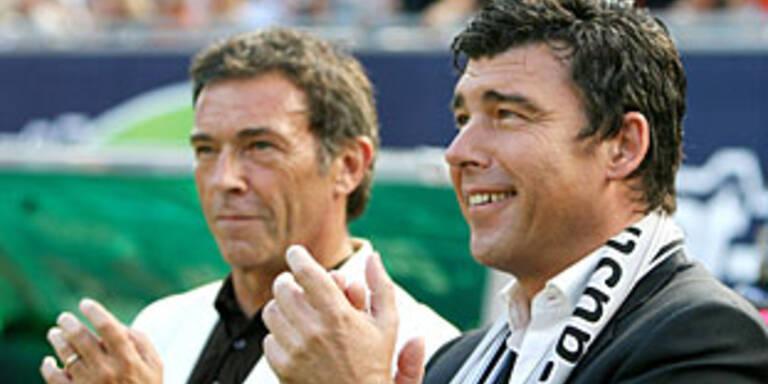 Haider will Austria Kärnten neu organisieren
