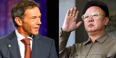 FPÖ empört über Haider/Kim-Vergleich