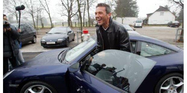 Haider-Porsche erzielt Liebhaberpreis