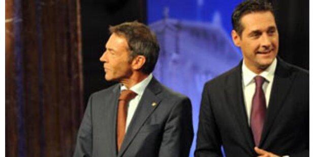 Haider bricht Wiedervereinigungspläne mit FPÖ ab