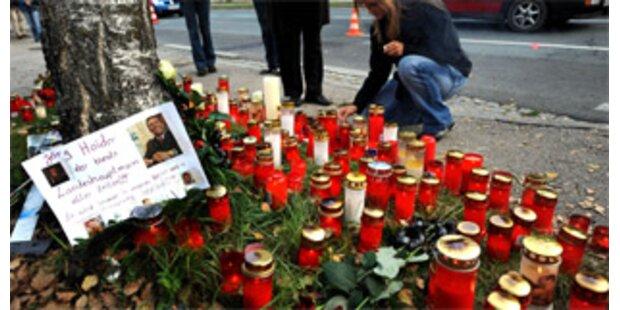 Dörfler sammelt Spenden für Jörg-Haider-Gedenkstätte